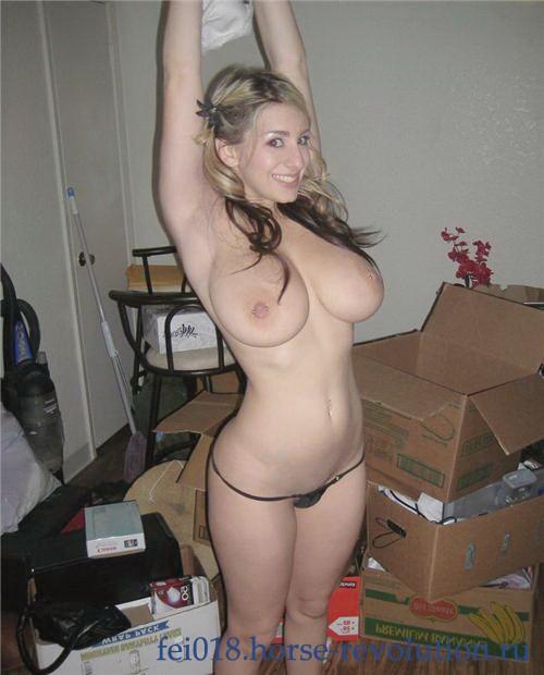 Анья анальный секс